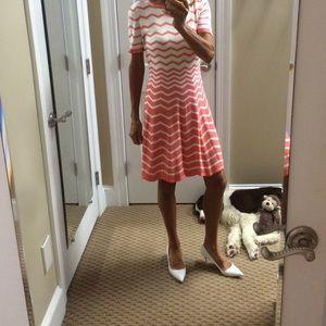Knit Trina Turk dress