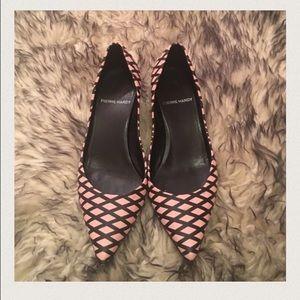 Pierre Hardy Shoes - Pierre Hardy Kitten Heel