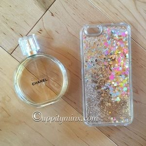 🎉 HP🎉 Multi-Colored Liquid Glitter iPhone 6, 6+