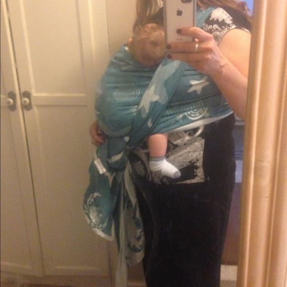 Kokadi Accessories Baby Wrap Size 5 Woven Wrap Poshmark