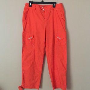 Ralph Lauren Pants - NWOT: Ralph Lauren Active Capris