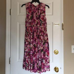 Kate Spade floral dress.