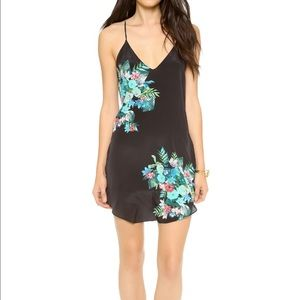 Rory Beca Dresses & Skirts - Rory Beca Doors Deep V Neck Shift Dress