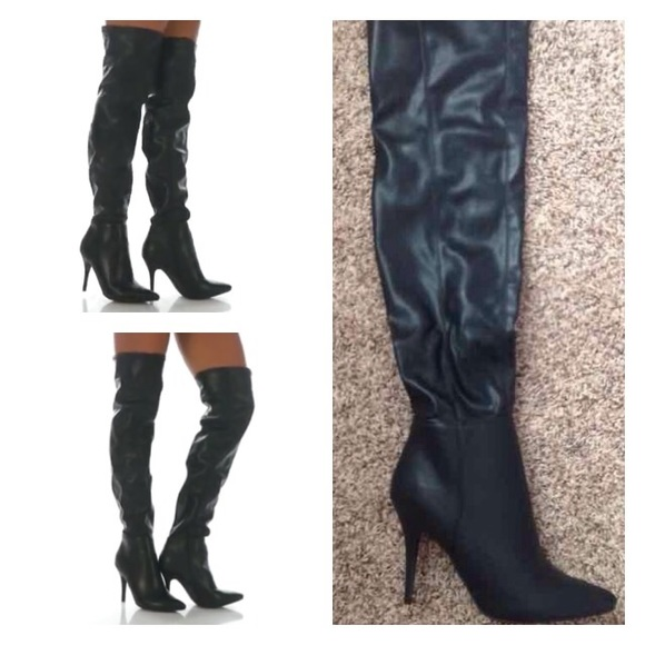 c3d166976b2 Chinese Laundry Over-the-Knee Boots - Lowest