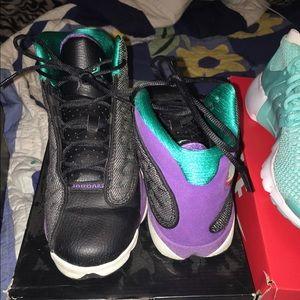 8b1aa9380b384e Jordan Shoes - Grape 13s