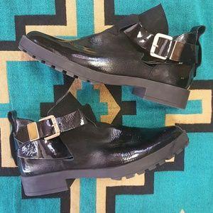 Miista Shoes - Miista Brand Leather Booties