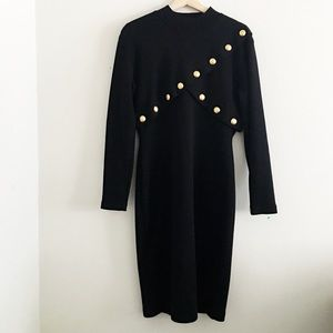 Andrea Jovine Wool Dress