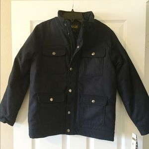 Other - Boys Utility Jacket in Navy Blue