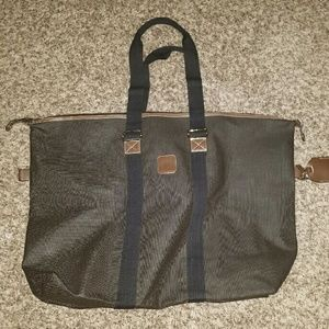 Dunhill Handbags - GORGEOUS HUGE DUNHILL TRAVEL TOTE