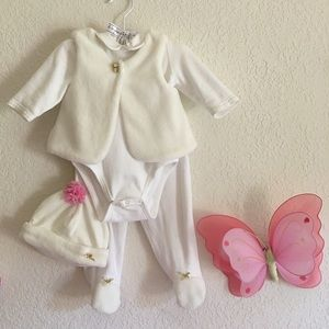 Other - 🎉Host Pick❌Bundle of 4x piece cute baby sets
