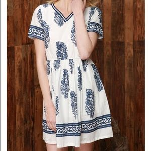 Oasap Dresses & Skirts - Printed dress