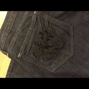PAIGE Jeans - Paige Denim Embroidered Back 👖
