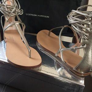 SIGERSON MORRISON Gladiator Sandal