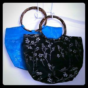 Target Handbags - Cute Target handbags, set of 2