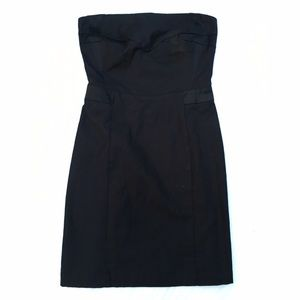 See by Chloe Dresses & Skirts - 🎉SALE See by Chloe strapless little black dress 8