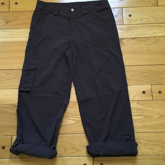 Lucy Hiking/Yoga Pants Converts To Capris From