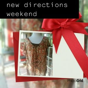 new directions Tops - Gorgeous Sheer Top w/ Matching Cami!!! BRAND NEW