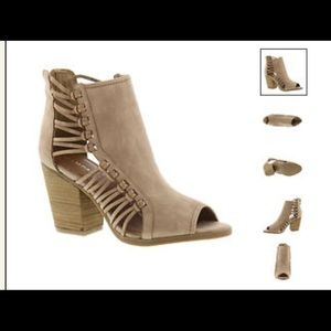 Rampage Shoes - Rampage Viva Booties