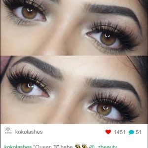 70b895c816e Makeup | Koko Lashes Queen B | Poshmark