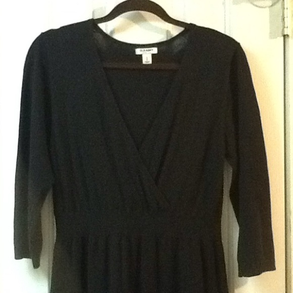 Old navy womens maxi sweater dress