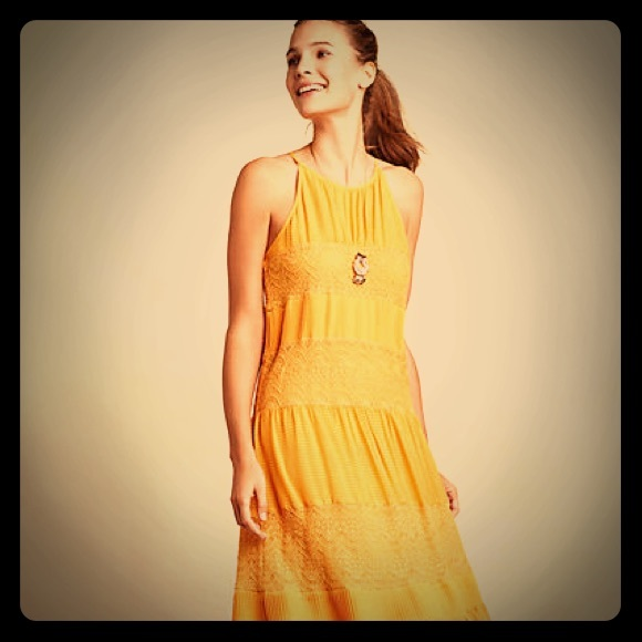 Mango colored dresses
