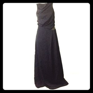 Sachin + Babi Dresses & Skirts - Sachin + Babi Black Evening Gown
