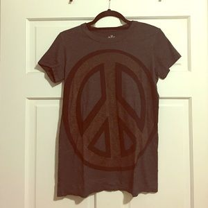 Urban Outfitters Peace Tee