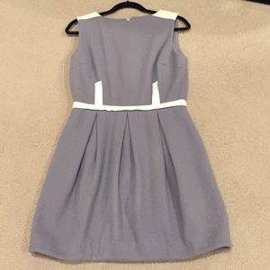 camilla & marc Dresses & Skirts - Gray and white wool dress