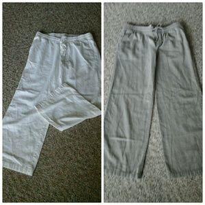 BOGO Linen Beach Pants