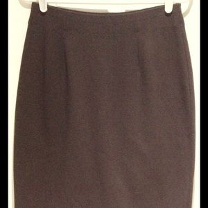 Eileen Fisher pull on skirt