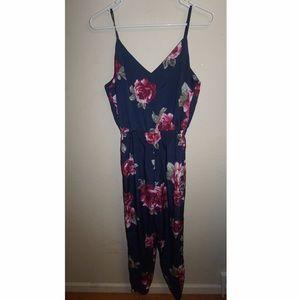 Other - Bundle Floral jumpsuit and sunglasses