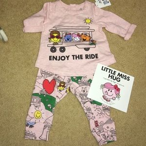CUTE LIMITED EDITION LITTLE MISS OUTFIT