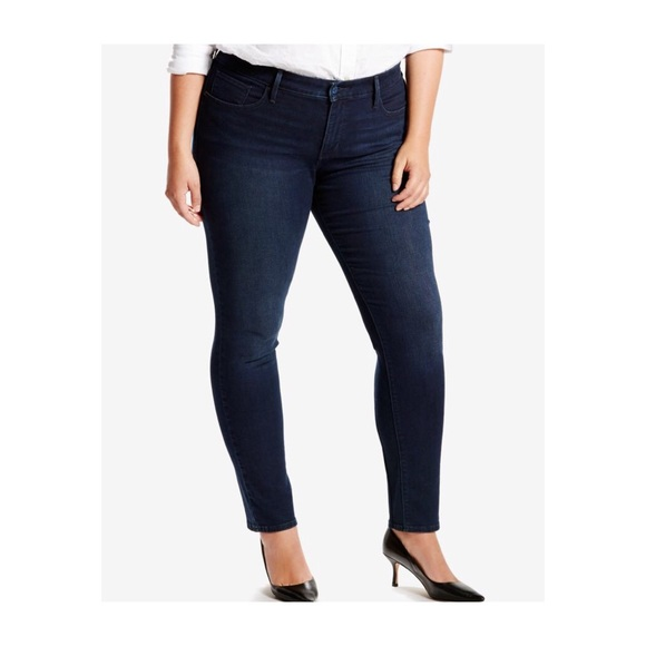 caf7e4eaa20 Levi s Denim - Plus Size Levi s 311 Shaping Skinny Jeans