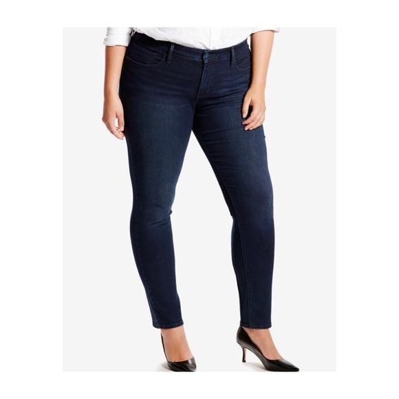 31915fbec85 Levi s Denim - Plus Size Levi s 311 Shaping Skinny Jeans