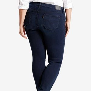 a1f637337ea Levi s Jeans - Plus Size Levi s 311 Shaping Skinny Jeans