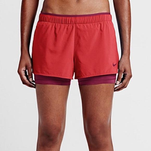 eb2960d5101c Nike Dri-FIT Full Flex 2-in-1 2.0 Training Shorts.  M 579844ed2ba50a89bf010f50