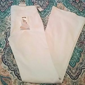 Celebrity Pink Pants - NWT Celebrity Pink White Pants