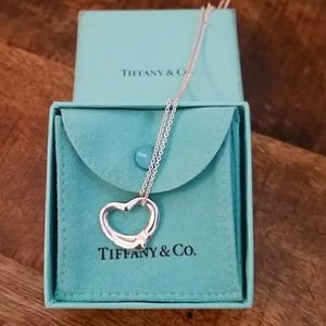 Authentic Tiffany & Co. Elsa Peretti
