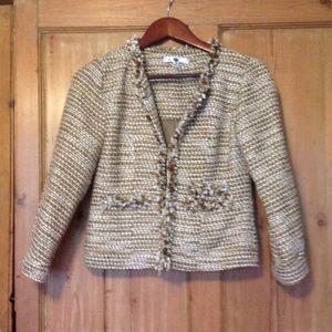 Cabi tweed blazer