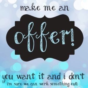 Other - Taking all offers ! TODAY ONLY.