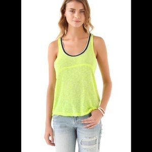 NWOT Free People We the Free Venice Vibes tank