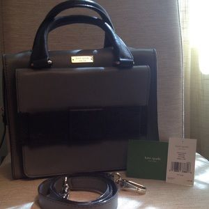 Kate Spade Little Kennedy Bow Bridge Handbag