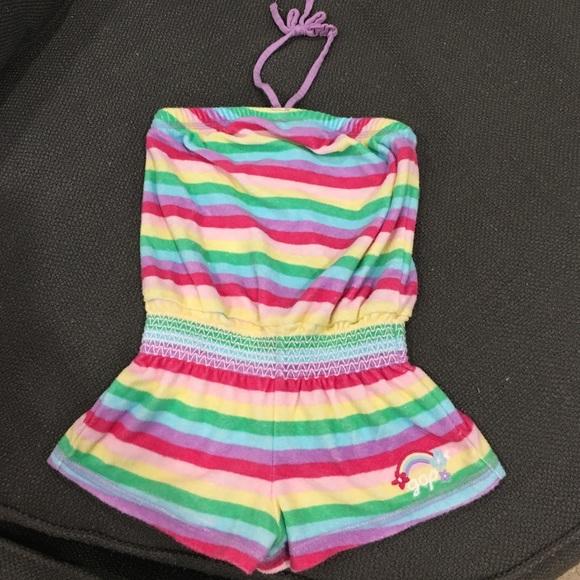 27c56e64dd Baby Gap Other - ☀  drop Baby Gap terry cloth shorts romper 18-