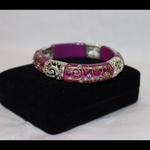 Charming Charlie Jewelry - Charming Charlie purple bracelet