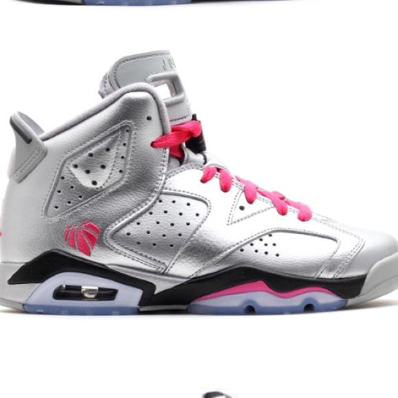 1cb6d4f434a7 Air Jordan 6 Retro GS Valentines Day. M 5798da79f09282262701c457