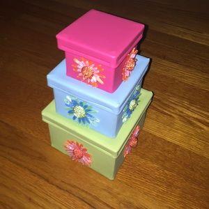 3 box set