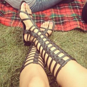 Bona Drag Shoes - Gladiator Sandals