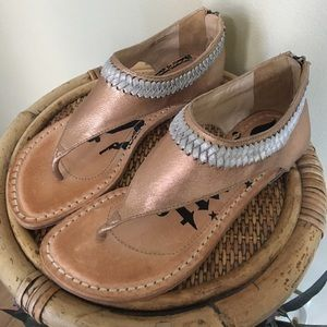 Lucchese Shoes - SANDALS by LUCCHESE