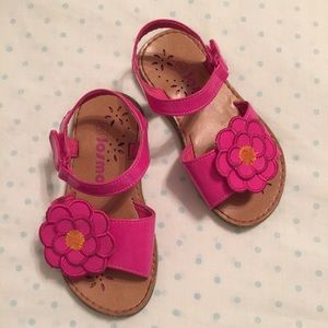 Josmo Other - Josmo Girl's Pink Sandals - Size 8