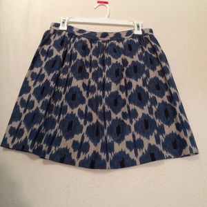 Blue Michael Kors Skirt